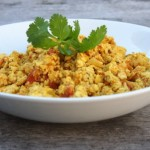 Tofu Scrambled Eggs | Fast and Easy